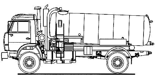 Вакуумная машина КО-515